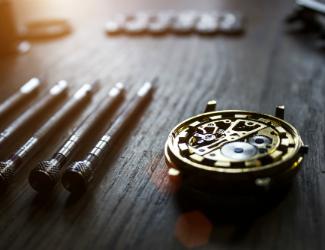 tense watch repair